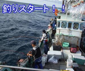 日本海の真鯛フカセ釣り専門の釣り船