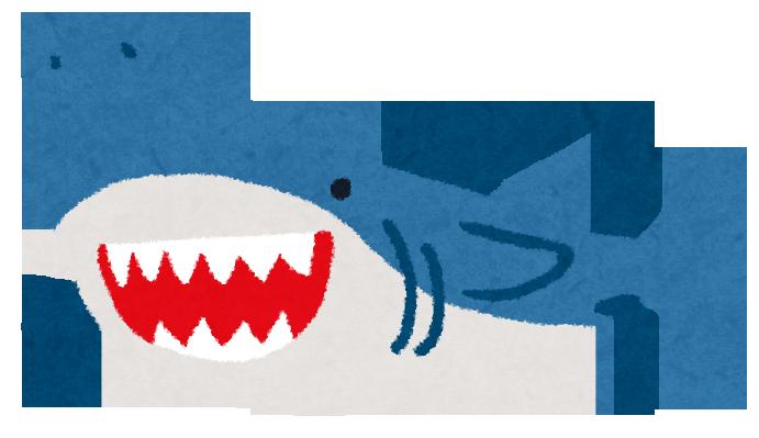 大型魚FISH