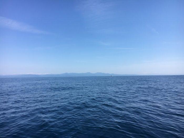 凪の良い日本海