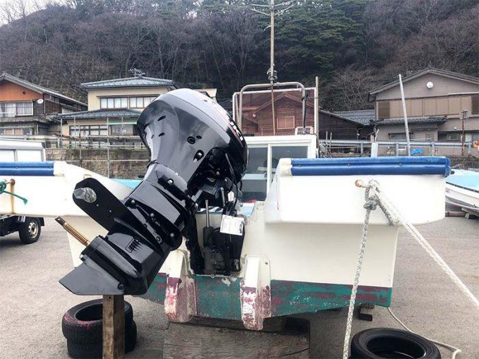 suzuki船外機60馬力