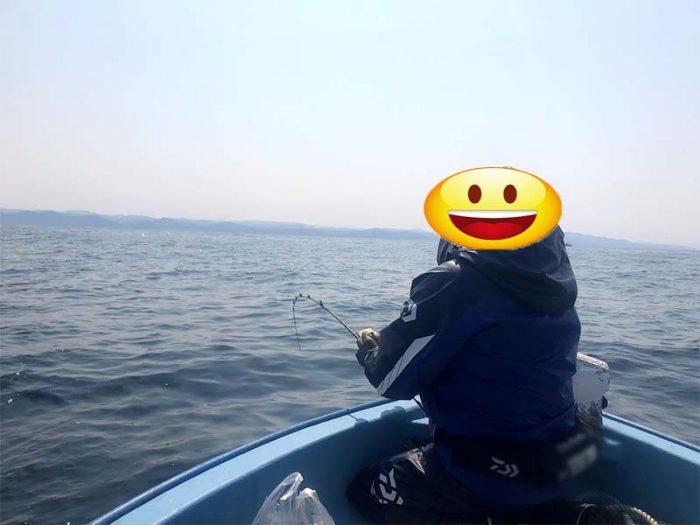 ブリルアー釣り