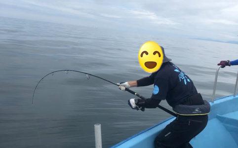キャスティングでマグロを釣る人