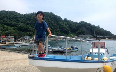 釣り船昭和丸船長