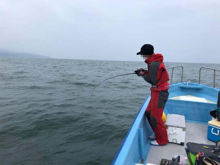 釣った魚の名前宛てクイズ