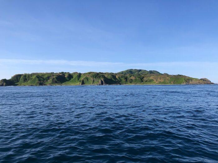 新潟県にある釣りが楽しめる粟島