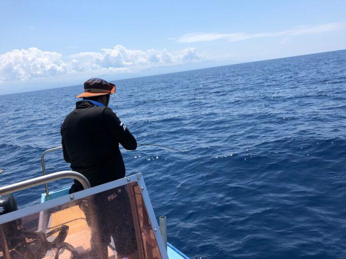 タイラバで青物を釣る